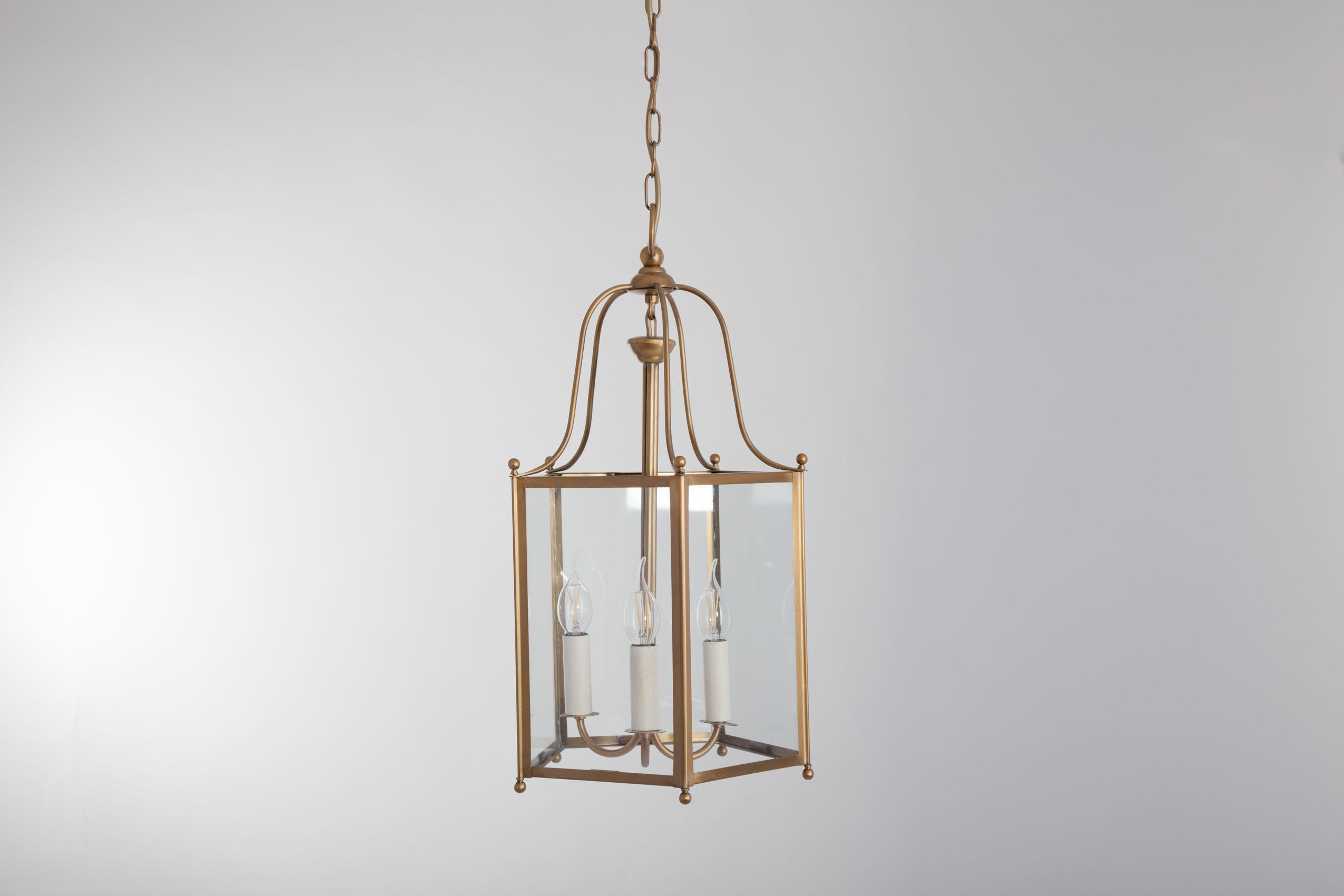 lanterne directoire gm 156 3 lum 39 art. Black Bedroom Furniture Sets. Home Design Ideas